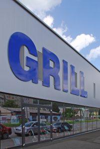 Verkaufs- und Montagehallen Grill KG Leoben